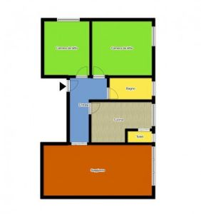 planimetria Appartamento Vendita Ragusa