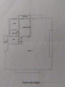 planimetria Appartamento Vendita Revere