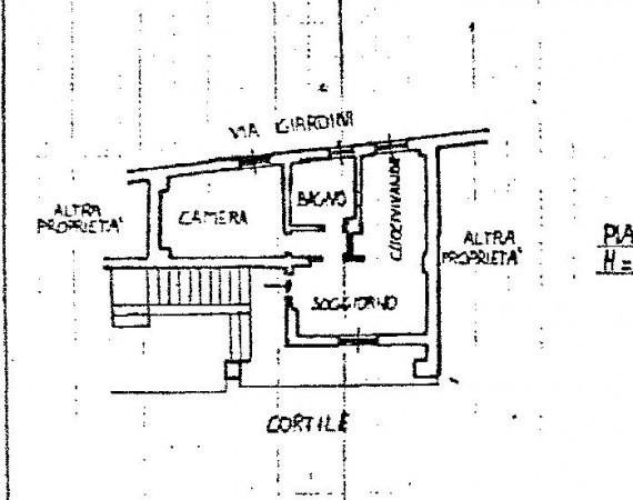 foto appartamento Bilocale via Giardini 1, Rezzago