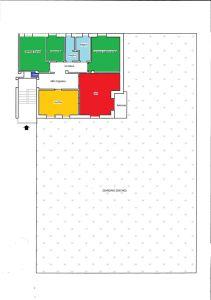 planimetria Appartamento Vendita Rezzato