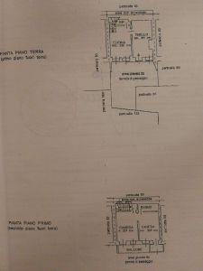 planimetria Appartamento Vendita Rivarossa