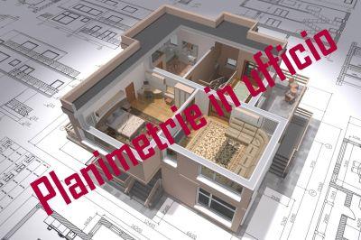 planimetria Appartamento Vendita Rodigo