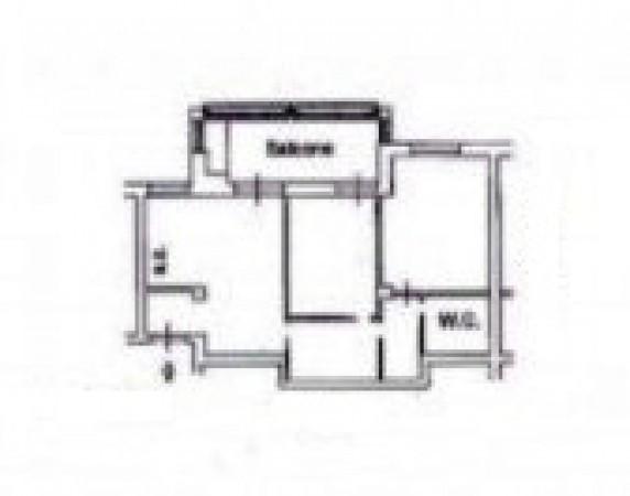 vendita appartamento roma. bilocale in via appia nuova 801. nuovo ... - Arredo Bagno Via Appia Roma