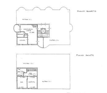 planimetria Appartamento Vendita Rubiera