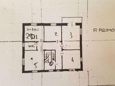 planimetria Appartamento Vendita San Cristoforo