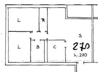 planimetria Appartamento Vendita San Lazzaro di Savena