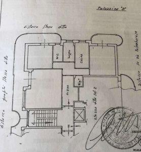 planimetria Appartamento Vendita Sant'Angelo Romano