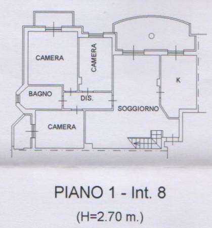 foto piano 1° Appartamento viale Abruzzi, Sant'Egidio alla Vibrata