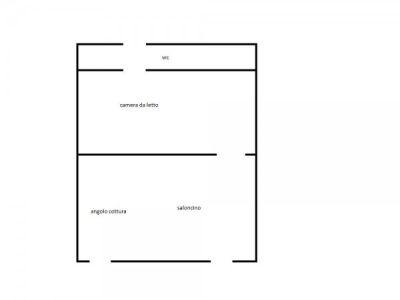 planimetria Appartamento Vendita Sant'Oreste