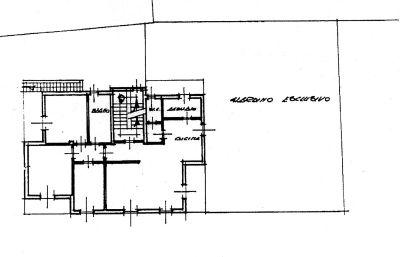 planimetria Appartamento Vendita Sarnico