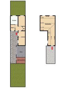 planimetria Appartamento Vendita Senago