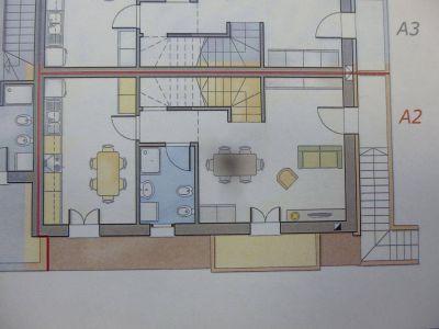planimetria Appartamento Vendita Stienta