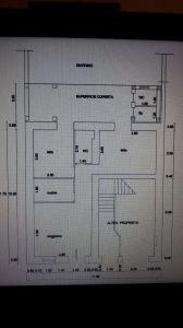 planimetria Appartamento Vendita Trecchina
