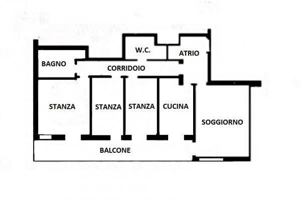 foto  Appartamento via Alcide De Gasperi, Trento