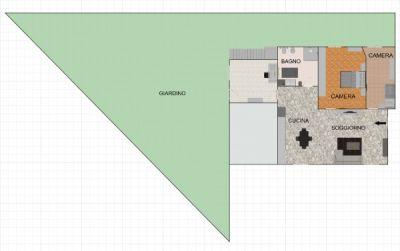 planimetria Appartamento Vendita Treviglio