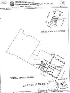 planimetria Appartamento Vendita Trezzo sull'Adda
