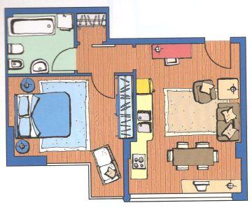 planimetria Appartamento Vendita Trieste