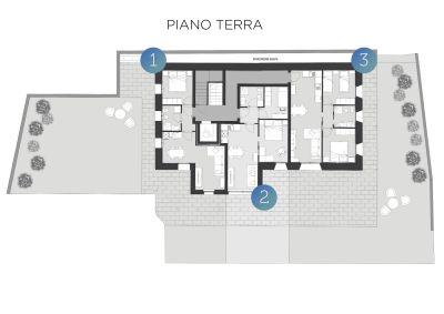planimetria Appartamento Vendita Valdisotto