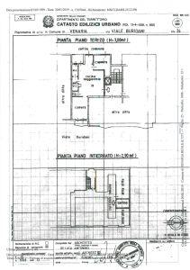 planimetria Appartamento Vendita Venaria Reale