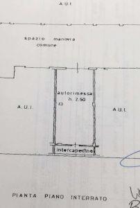 planimetria Appartamento Vendita Vigano San Martino