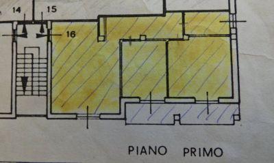 planimetria Appartamento Vendita Vigevano