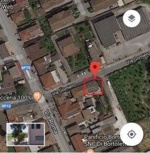 planimetria Appartamento Vendita Villafranca Padovana