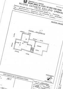 planimetria Appartamento Vendita Villanova Mondovì