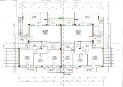 planimetria Appartamento Vendita Zanè