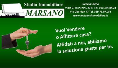 planimetria Attico / Mansarda Affitto Genova