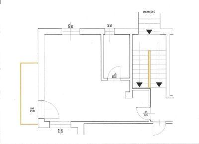 planimetria Attico / Mansarda Vendita Challand-Saint-Victor