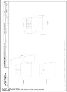 planimetria Attico / Mansarda Vendita Costigliole Saluzzo