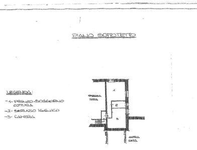 planimetria Attico / Mansarda Vendita Dolcedo