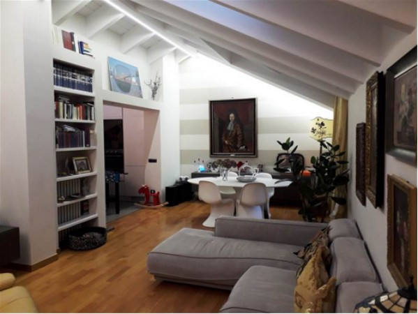 Vendita attico mansarda in via giuseppe bernascone varese