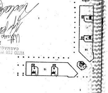 planimetria Box / Garage Vendita Carmagnola