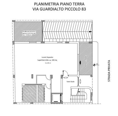 foto  Box / Garage via Guardialto Piccolo 83, Gravina in Puglia