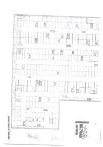 planimetria Box / Garage Vendita Roma