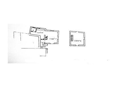 planimetria Casa indipendente Affitto Gressoney-Saint-Jean