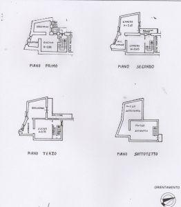 planimetria Casa indipendente Vendita Argegno