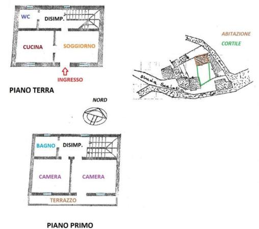 foto scan0002 (2) Casa indipendente via molini, Attimis