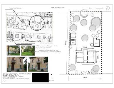 planimetria Casa indipendente Vendita Bagnolo San Vito