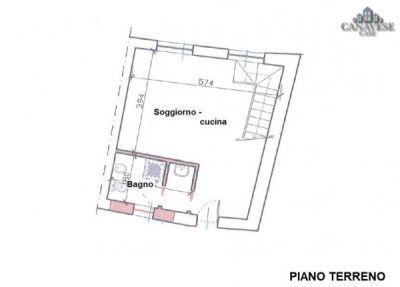 planimetria Casa indipendente Vendita Busano