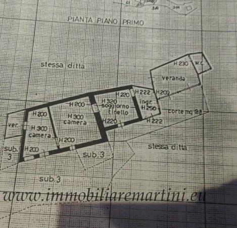 foto  Casa indipendente 236 mq, da ristrutturare, Castel Vittorio