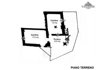 planimetria Casa indipendente Vendita Colleretto Giacosa