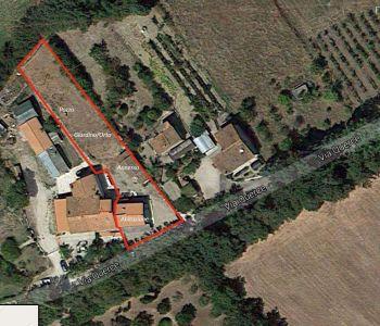 planimetria Casa indipendente Vendita Foiano della Chiana