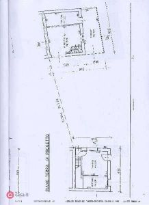 planimetria Casa indipendente Vendita Gaiarine