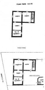 planimetria Casa indipendente Vendita Genivolta