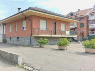 planimetria Casa indipendente Vendita Grinzane Cavour