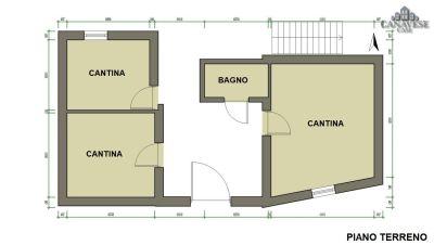 planimetria Casa indipendente Vendita Lugnacco
