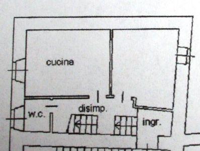 planimetria Casa indipendente Vendita Olmo al Brembo