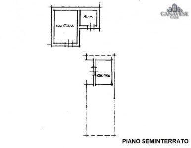 planimetria Casa indipendente Vendita Pecco
